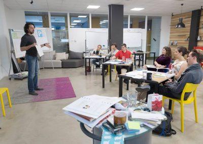 Strengthening entrepreneurial skills